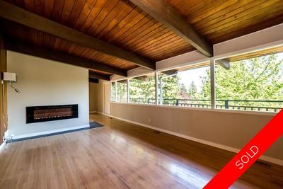 Dollarton-Deep Cove House for sale: Dollarton-Deep Cove 4 bedroom 2 sq.ft. (Listed 2017-06-28)