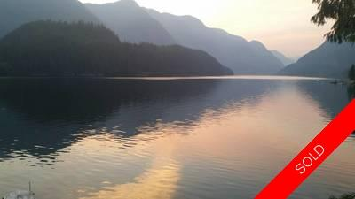 Indian Arm House for sale:  3 bedroom 1,200 sq.ft. (Listed 2018-01-30)