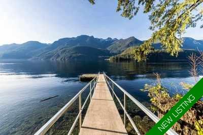 Indian Arm House for sale:  4 bedroom 1,392 sq.ft. (Listed 2019-12-11)