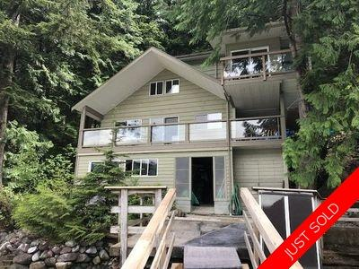 Indian Arm House/Single Family for sale:  4 bedroom 1,102 sq.ft. (Listed 2020-06-11)